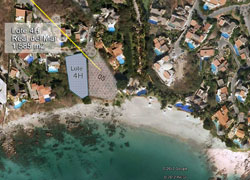 Lot #4 Real del Mar: Large beachfront lot in an exclusive development in Riviera Nayarit