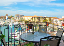 Penthouse 513 Mariana del Rey at Marina Vallarta: Outstanding views to the Marina