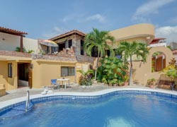 Casa Por Fin located right at the beachfront beside of Marina Riviera Nayarit