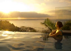 Casa Caracol at Real del Mar: unique location that offers an outstanding view of Real del Mar