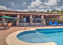 Hacienda de Litibu is an alluring custom made Colorado/Mexican Pacific Style
