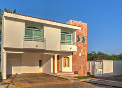 House 18 at Virreyes community in Nuevo Vallarta, built with the highest quality