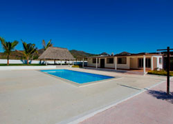 Large parcel located in Higuera Blanca community, It has 5 BR / BA and Pool