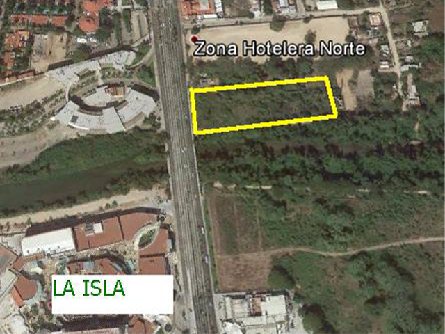 Lot on Medina Ascencio Ave. in Hotel Zone of Puerto Vallarta