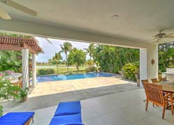 Casa Mariposas 71. Enjoy a peaceful lake view inside of the exclusive community of El Tigre