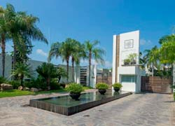 House 44 Real Nuevo Vallarta, located in a private community with great location