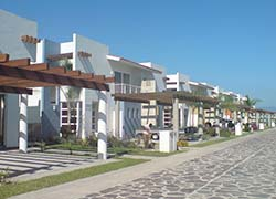 House 29 Real Nuevo Vallarta, located in a private community with great location