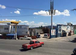 Lot Saltillo Guadalajara Hwy, it has commercial spaces, self storage and office areas