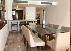 Condo Cielo 107 Isla Palmares, 2 bedrooms on ground floor and water feature view