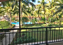 Condo 2206 Playa Royale Nuevo Vallarta located in front of the beach and recently decorated