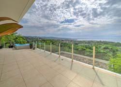 Amura 101 Alamar with a fabulous floor plan and a lovely view to the ocean, mountain and the Marina Riviera Nayarit