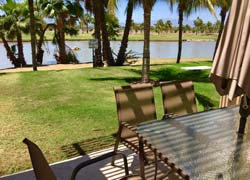 Condo Dalila 102 Isla Palmares, located on ground floor with a gorgeus lake view