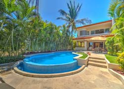 Casa Colibri 12A at El Tigre Nuevo Vallarta. Located on a private and quiet street