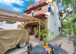 Casa Esrig Bucerias, charming custom built home, two levels plus an incredible rooftop terrace