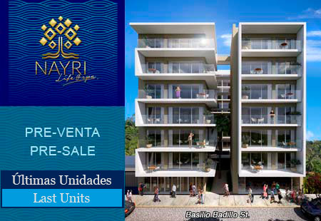 Nayri Life and Spa Condominiums: Prime location in the romantic zone of Puerto Vallarta