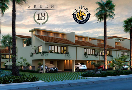 Green 18 El Tigre Nuevo Vallarta: Incredible Sale Prices
