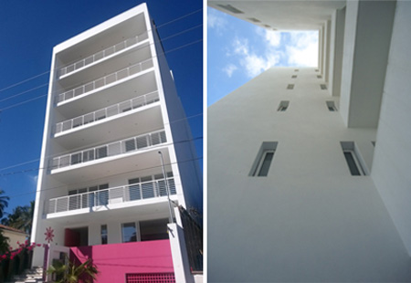 Torre Bom Sol - Located at Zona Dorada Bucerias, the best location.