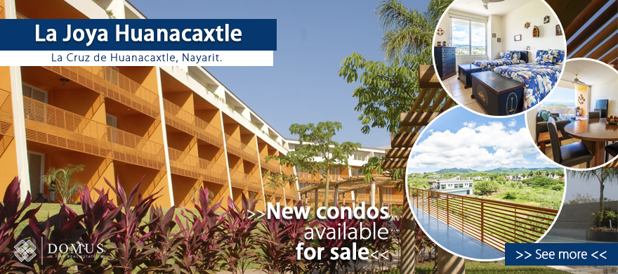Meet our new condos listing available for sale at La Joya Huanacaxtle La Cruz